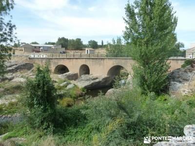 Cañones del Río Cega y  Santa Águeda  – Pedraza;el paular rutas donde nace el rio jarama